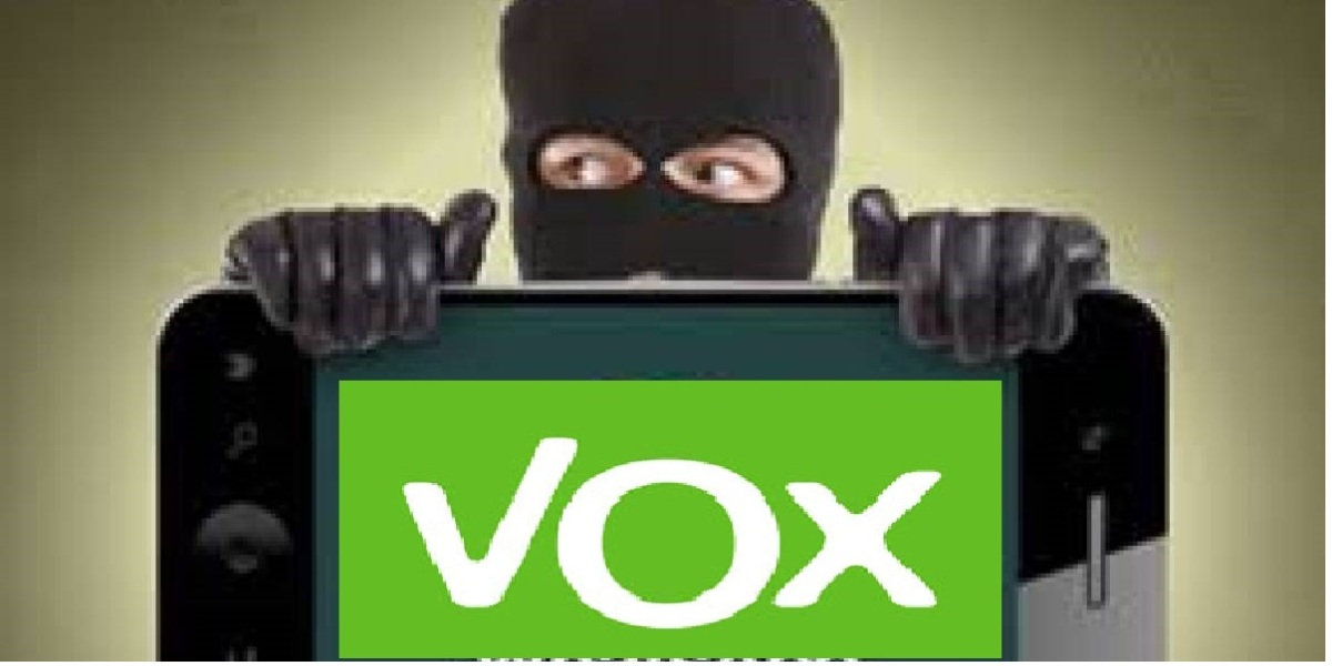"""La princesa de Vox no debe hablar, para no """"cagarla"""", para no fastidiarla"""