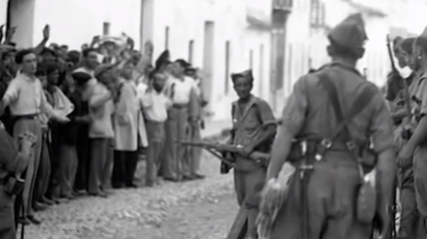 81 Aniversario de la matanza de Badajoz