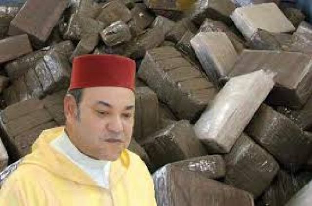 El Majzén marroquí, la banda de traficantes más activa del Norte ...